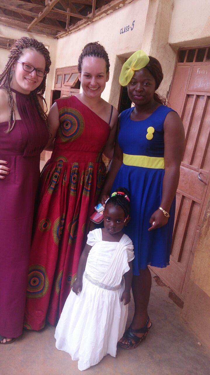 Blog: Afrikanische Hochzeit