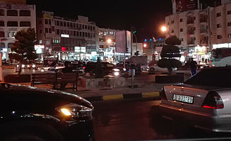 Abends in Irbid (Foto: EMS/Jeric)